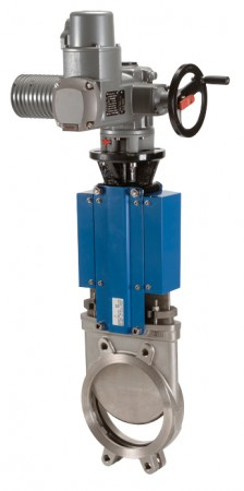 Robinet cutit cu actionare electrica IP68