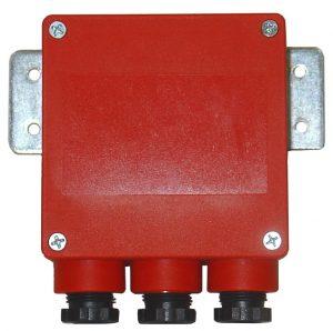 Senzor seismic pentru electrovalve