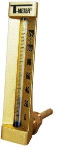 Termometre verticale